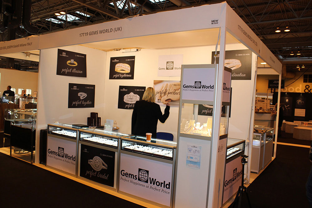 Gems World Jewellery & Watch Birmingham, UK